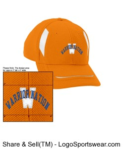 Baseball hat Design Zoom